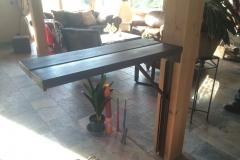 2 Table sur mesure en acier la roche sur foron
