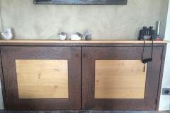 5 Meubles sur mesure bois acier Haute-savoie 74