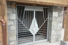 14 Fabricant porte grille acier Sallanches