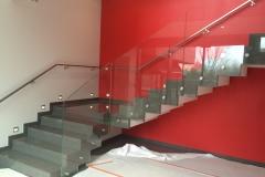 8 Rampe escalier la Roche-sur-foron