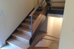 9 Rampe escalier Amancy