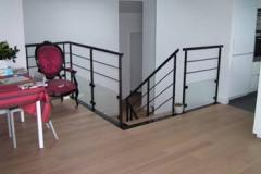 11 Rampe escalier