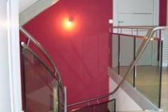 12 Rampe escalier