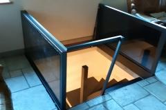 16 Plancher de verre sur mesure Haute Savoie