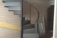 9 Escalier acier La Roche sur foron