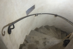 3 Rampe escalier en fer forge en Haute-savoie