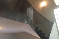 5 Rampe escalier design en Haute-savoie