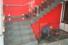7 Rampe escalier Amancy
